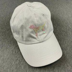 PINK Victoria's Secret Signature Baseball Cap